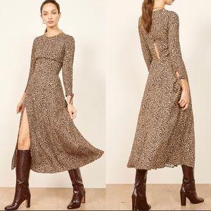 NEW Reformation Zelda Bengal Dress SIZE 12 NWOT